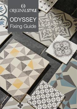 Руководство по укладке плитки Odyssey